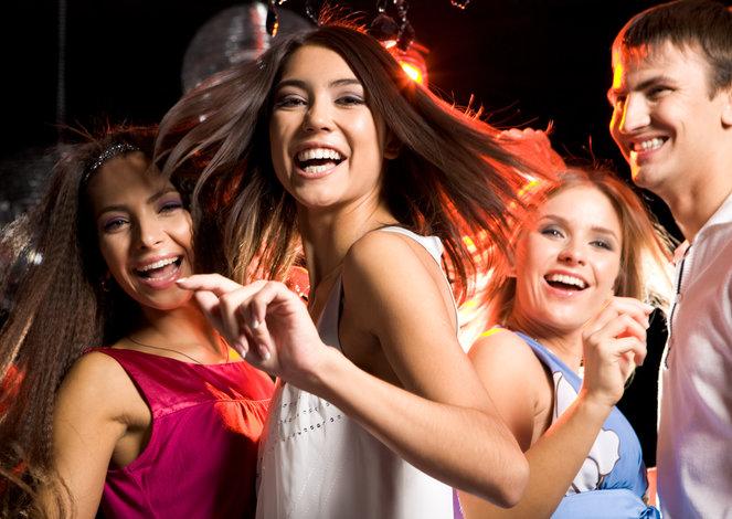 taniec w klubie